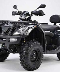 GOES IRON ATV